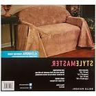Stylemaster Alexandria Matelasse Large Sofa Furniture Throw,
