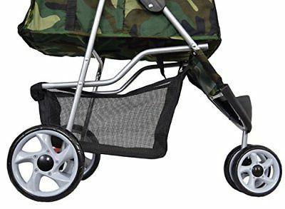 VIVO Stroller Cat Cart Camo