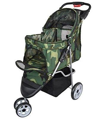 Stroller / Dog Carrier Strolling
