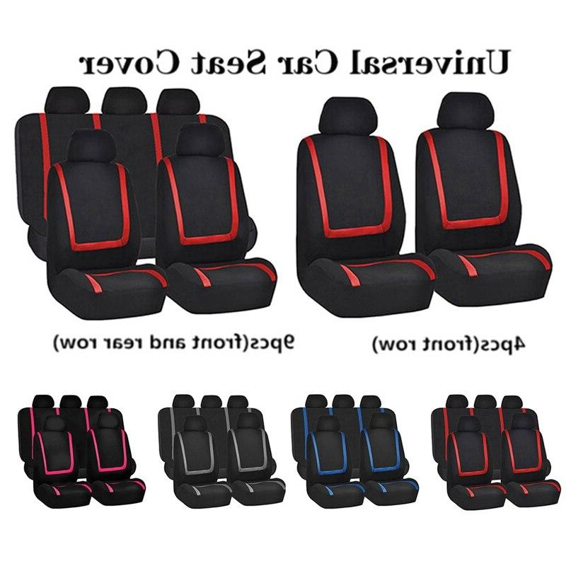 Universal Polyester Covers <font><b>Seat</b></font> Vehicle <font><b>Seat</b></font> Accessories