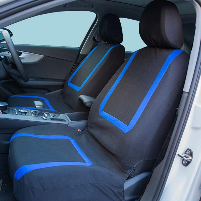 Universal <font><b>Seat</b></font> Polyester Covers <font><b>Car</b></font> <font><b>Seat</b></font> Vehicle Accessories