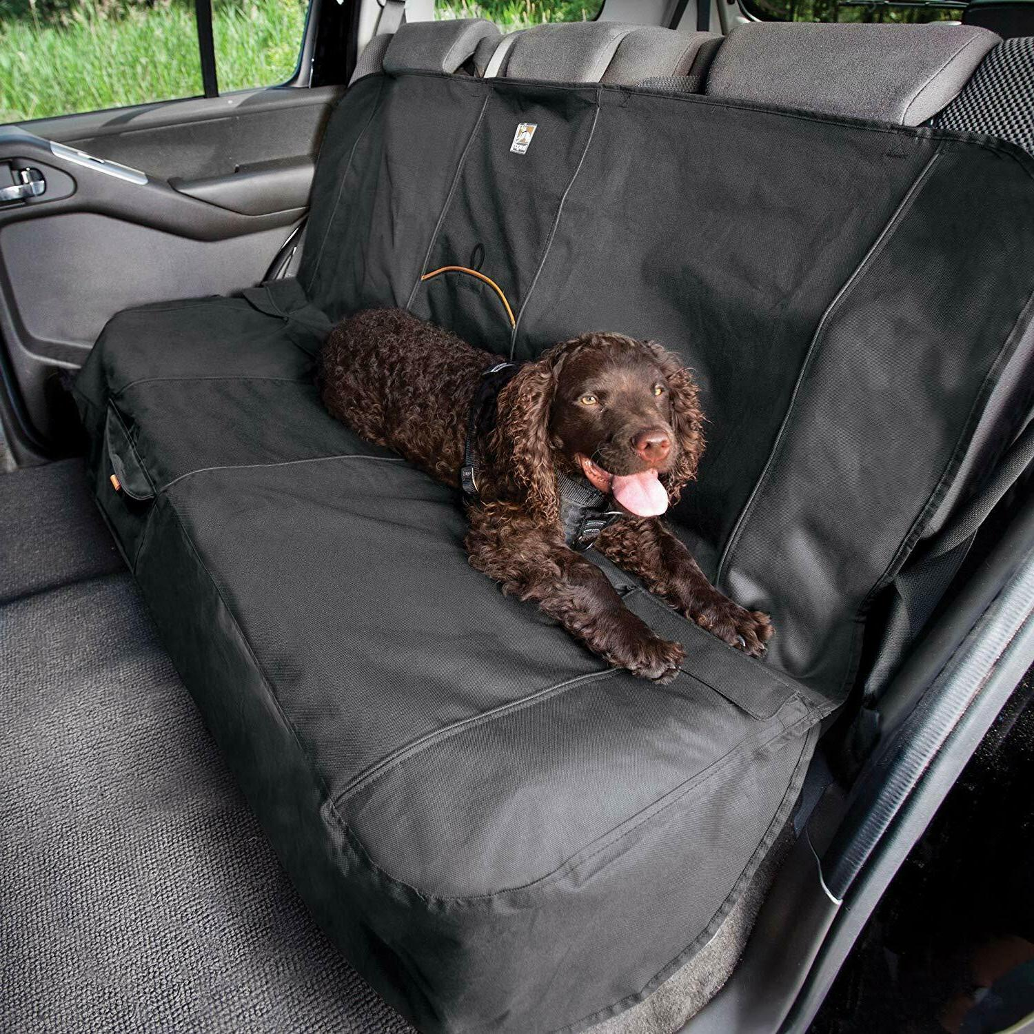 wander bench seat cover gray