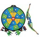 Zing Z Curve Bow Target Pack, Green ^