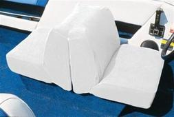 Lounge Seat Cover - Color: White