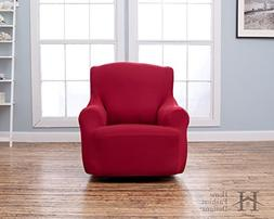 Lucia Collection Basic Strapless Slipcover. Form Fit, Slip R