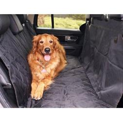Luxury Pet Dog Seat Cover For Car Waterproof Back Seat Non-S