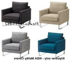 Fabulous Ikea Mellby Cover For Mellby Arm Chair I Beutiful Home Inspiration Cosmmahrainfo