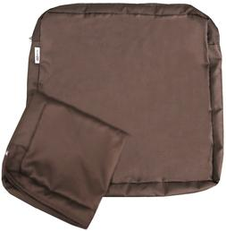 Multi Pack Outdoor Seat Chair Patio Cushion Pad Duvet Cover