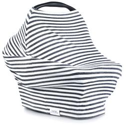 5-in-1 Carseat Canopy & Nursing Cover by Matimati, Stretchy