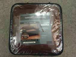 New Premier Home Brown Slipcover For Love seat / 2 Piece Sep