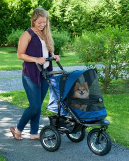 NEW! Pet Gear Jogger NO-ZIP Dog / Cat Stroller with Easy-Loc
