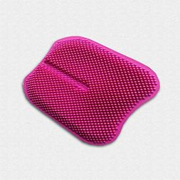 Non-Slip Coccyx Orthopedic Silicone Gel Office Chair and Car