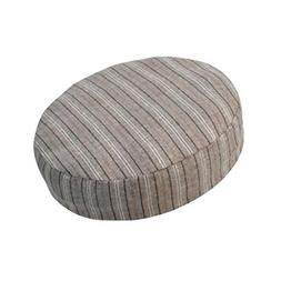 Fityle Non-slip Round Stool Seat Cover Chair Stool Slipcover