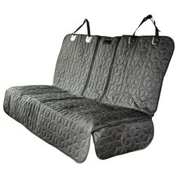 Odysseymate Bench Car Seat Cover for dogs with Middle Armres