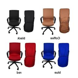 Office Chair Cover Swivel Chair Armchair Protector Slipcover