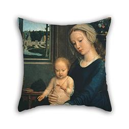 Loveloveu Oil Painting Gerard David - Madonna And Child With
