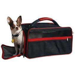 Bark-n-Bag Organic Denim Classic Carrier Collection Pet Carr
