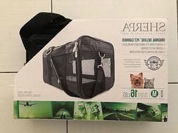 Sherpa Original Deluxe Pet Carrier - Black - NEW IN BOX - Me