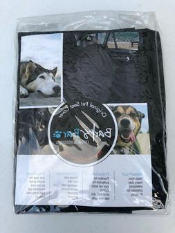 Barksbar Original Pet Back Seat Cover for Cars, Trucks, and