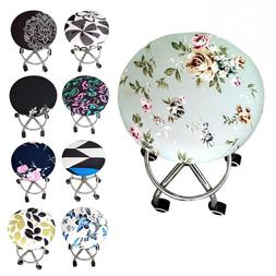 Ornament Soft Floral Printed <font><b>Stool</b></font> <font