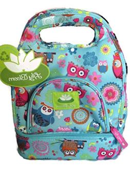 Owl Always Love You Joy Lunch Tote Storage Travel Bag