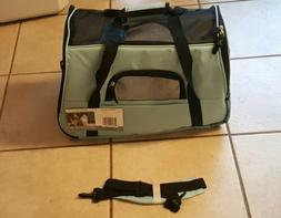 Oxgord / Paws & Pals Large Soft Sided Pet Carrier Blue Airli