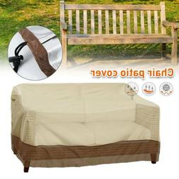 Patio Furniture Sofa Loveseat Cover Waterproof Outdoor Prote