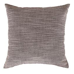 Deconovo Pattern Linen pillowcases Woven Stripe Pillow Cover