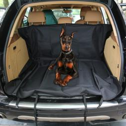 Pet Back Seat Cover for Dogs with Hammock Convertible Waterp