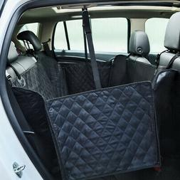 Pet Car Seat Cover Dog Safety Mat Cushion Rear Back Seat Pro