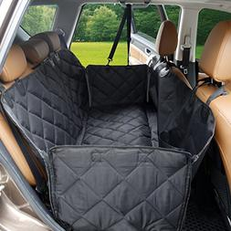 Pet Car Seat Cover With Seat Anchors for Cars Waterproof Pro