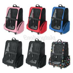 Pet Carrier Backpack Carrying Bag Dog Cat Puppy Outdoor Trav