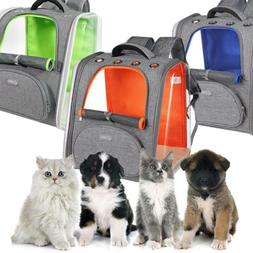 Pet Carrier Breathable Carry Cat Dog Puppy Shoulder Backpack