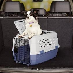 Pet Carrier Cage Crate Cat Dog Puppy Kitten Top Load Travel