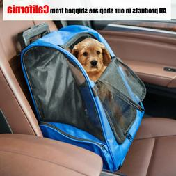 Pet Carrier Dog Cat Rolling BackPack Travel Wheel Luggage Ba
