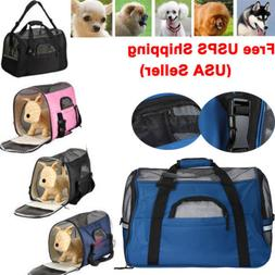 pet carrier soft sided large cat dog