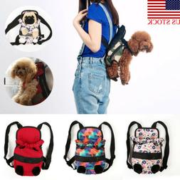 Pet Dog Backpack Carrier Puppy Pouch Cat Front Bag Back Pack
