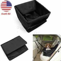 Pet Dog Cat Booster Car Seat Cover Auto Carrier Puppy Safety