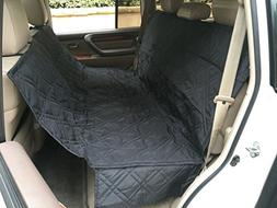 Pet Dog Cat Car Seat Universal Hammock Cover Fit Car Van Tru