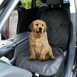 Pet Dog Front Seat Cover Nonslip Waterproof & Scratch Proof