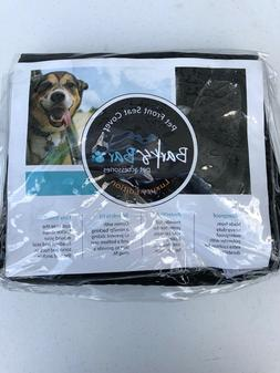 Barksbar Pet Front Seat Cover Luxury Edition