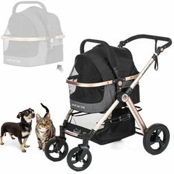 PET ROVER PRIME™ Luxury 3-in-1 Stroller for Small/Medium D