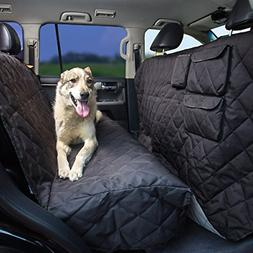 "Pet Seat Cover XL - Extra-Large Dog Seat Cover 96""x56"" for A"