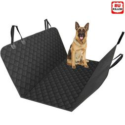 pet seat cover for dogs car back