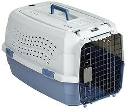 Plastic Pet Carrier 2 Door Top Load Small Dog Cat Kennel Tra