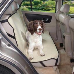 Cruising Companion Polyester Classic Dog Car Seat Cover, Bla