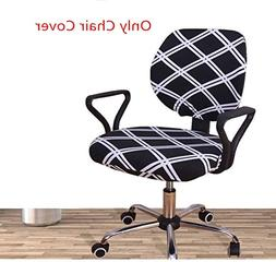 Doptou Polyester Stretchable Office Computer Chair Cover Mac