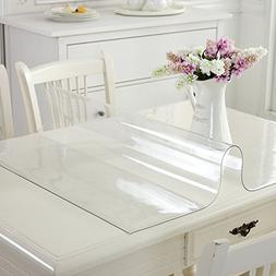 Do4U PVC Waterproof Tablecloths Protector For Kitchen Table