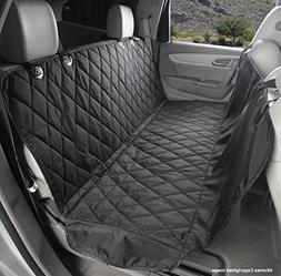 4Knines Dog Seat Cover with Hammock for Full Size Trucks and