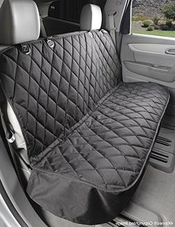 4Knines Dog Seat Cover Without Hammock for Cars, SUVs, and S